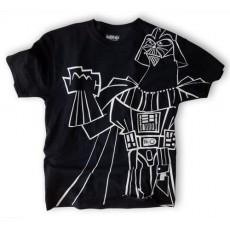 Camiseta mts vader talla m