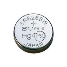 Sony 377 pila boton pack10...