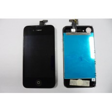 Repuesto pantalla lcd+touch completa apple iphone 4s negro