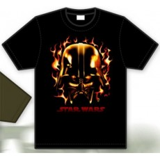 Camiseta star wars darth...