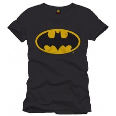 Camiseta batman logo...