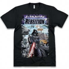 Camiseta star wars darh...