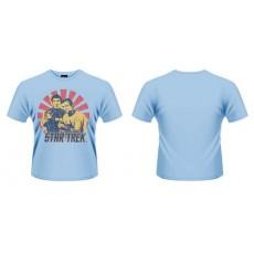 Camiseta star trek kirk &...
