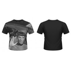 Camiseta star trek spock...