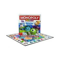 Monopoly junior monstruos...