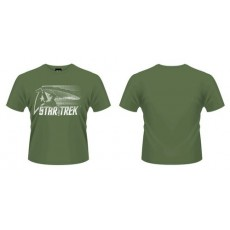 Camiseta star trek vintage...