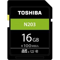 Toshiba SDHC Tarjeta N203...