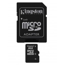 Kingston class 4 micro-sdhc...