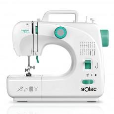 Maquina de coser solac...