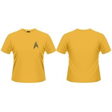 Camiseta star trek command m