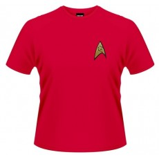Camiseta star trek uniform...