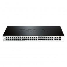 D-Link Switch smart 52p 48...