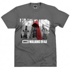 Camiseta walking dead...