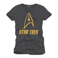 Camiseta star trek golden...