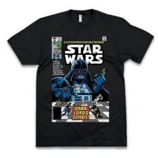 Camiseta star wars vader...