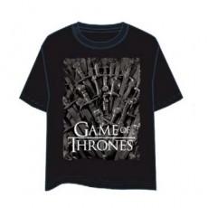 Camiseta juego de tronos...
