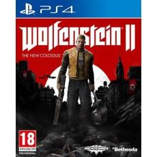 Juego Sony Ps4 Wolfenstein...