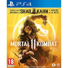 Juego Sony Ps4 Mortal...
