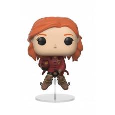 Figuras pop - Ginny montada...