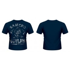 Camiseta sons of anarchy...