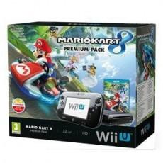 Wii u premium pack + mario...