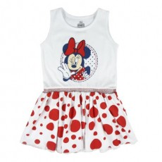 Vestido de minnie, Color rojo