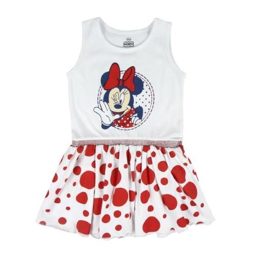 50f2e5664389 Vestido minnie, fabricada en 100%algodón de alta calidad y disponible en  varias tallas