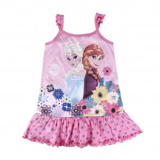 Vestido de frozen, Color rosa