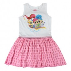 Vestido Shimmer and shine ,...