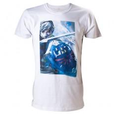 Camiseta zelda blanca l