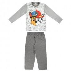 Pijama largo algodón paw...