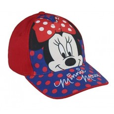 Gorra minnie, Color Rojo,...