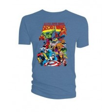 Camiseta marvel secret wars...