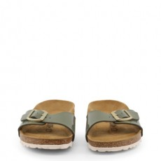 more photos e91b3 08092 Sandalias - Birkenstock Madrid 1013078 - Verde Mujer