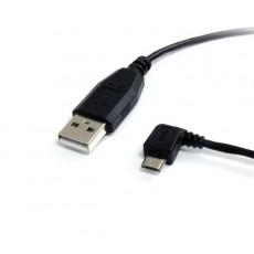 Cable de 30cm USB A a Micro...