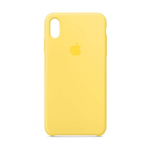 Apple Silicone Case Funda iPhone Xs Max