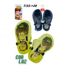 Toy Story, Zapatilla playa...