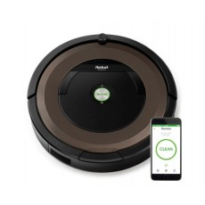 Irobot, roomba 896 marrón...