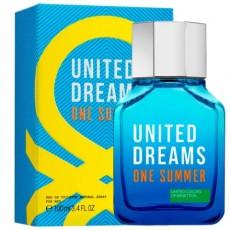 Benetton, united dreams one...