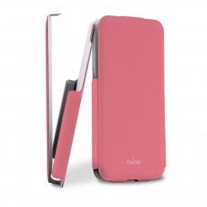 Funda flipper rosa iphone...