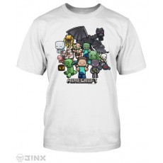 Camiseta minecraft party xl