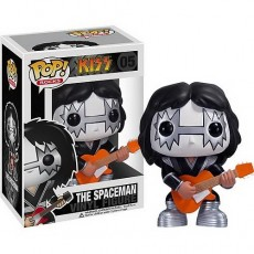 Figura pop music : kiss ace...