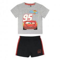 Pijama corto algodón cars...