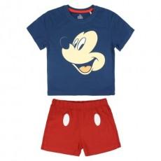Pijama corto algodón...