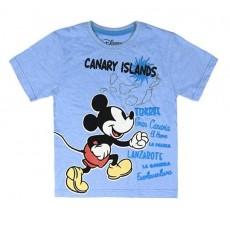 Camiseta corta mickey,...
