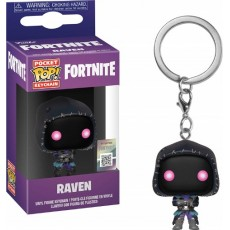 Llavero pop fortnite: raven