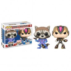 Figura pop pack cap vs marv...