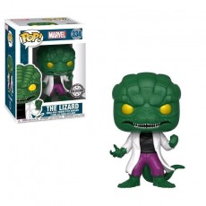 Figura pop marvel: the lizard