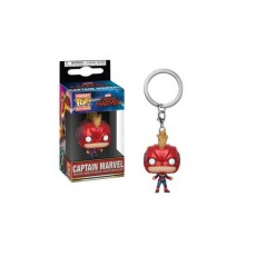 Llavero pop captain marvel...