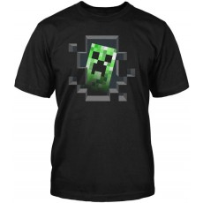 Camiseta minecraft inside l